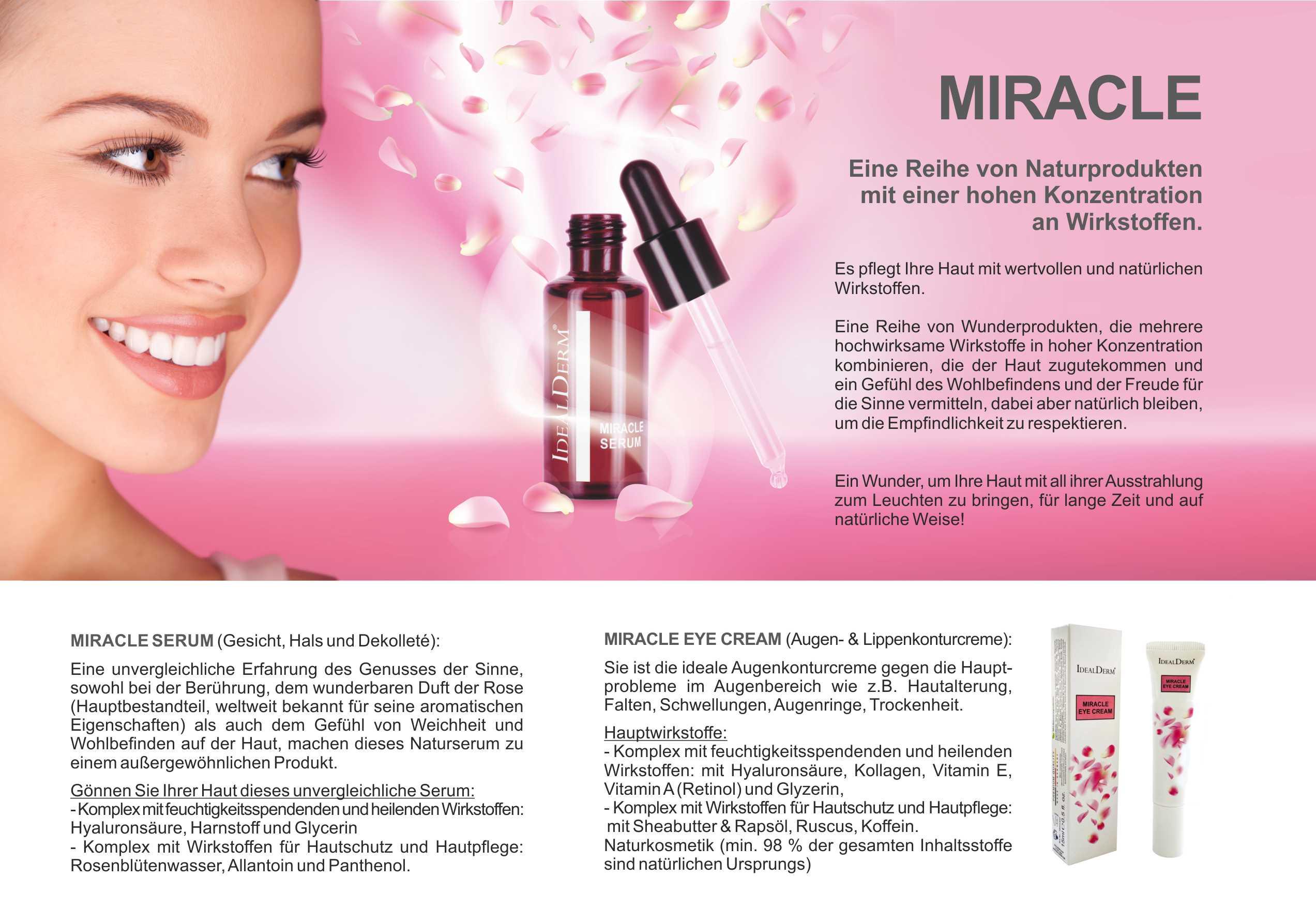 DE Miracle
