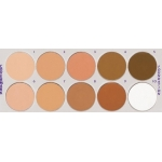Covermark Foundation : 12 colors palette