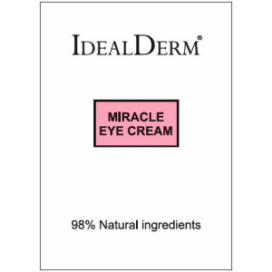 FREE Sample of MIRACLE EYE CREAM