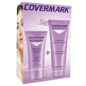 COVERMARK FACE MAGIC Nr 01 + Covermark Reinigungscreme...