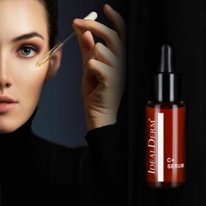C+ Serum | For very strong results
