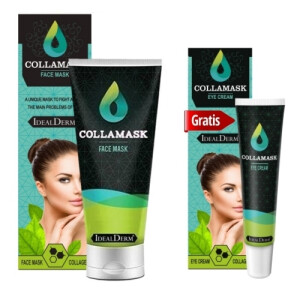 COLLAMASK FACE MASK + COLLAMASK EYE CREAM