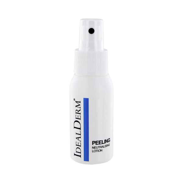 Lotion neutralisante post-peelings