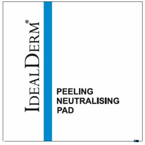 Pad de Lotion neutralisante post-peelings