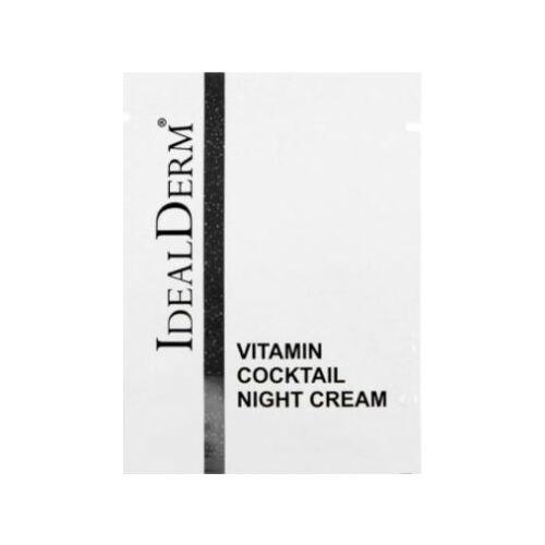 Gratisprobe Vitamin cocktail night cream