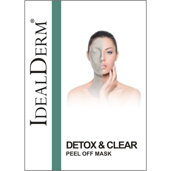 POWERMASK DETOX & CLEAR peel-off mask