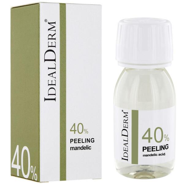 Peeling à l'acide mandélique à 40%