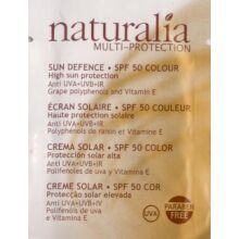 Probe von Sonnencreme Protection + Color, LSF 50+ &...