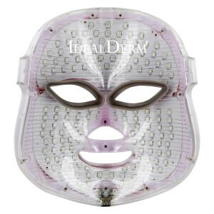 Máscara facial de fototerapia PDT con 7 colores por IDEALDERM