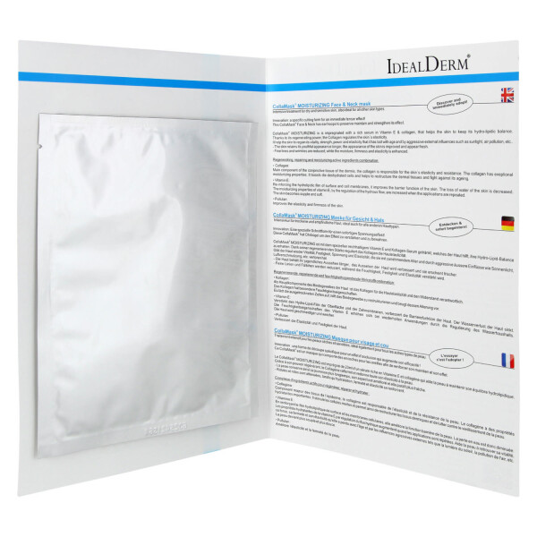 COLLAMASK FACE & NECK ANTI AGE tissue mask
