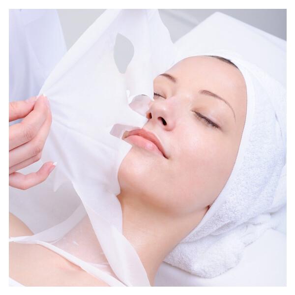 COLLAMASK Masque Hydratant tissu Visage et Cou