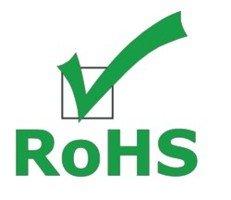 Kompatibel mit RoHS-Normen zum Schutz der Umwelt.